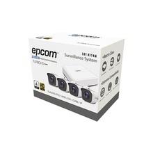 Lb7kit4m Epcom Sistema Completo De 4 Camaras Bala TURBOHD 72