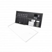 Lqrjwpm6p Lutron Electronics Control De Pared Para 6 Zonas
