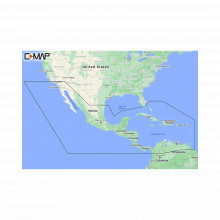 Mnay205ms C-map M-NA-Y205-MS C-MAP REVEAL America Central Y