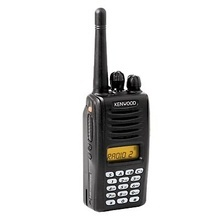 Nx320k6 Kenwood 400 - 470 MHz 5 W 260 Canales Con Pantalla