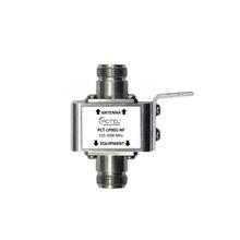 Pctlp001nf Pctel Protector Coaxial Con Ceja Frontal Conecto