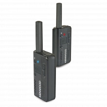 Pkt03k2 Kenwood Par De Radios Profesionales portatiles digit