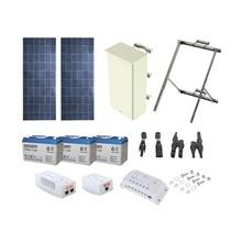Pl1224grc Syscom Kit Solar De 24 W Con PoE 802.3af Y PoE Pas