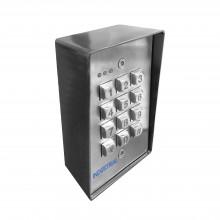 Prokeypad1v2 Accesspro Industrial Teclado Exterior/interior