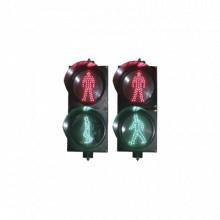 Prolightpas30 Accesspro Semaforo Peatonal Con Indicador Alto