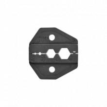 RFA400508 Rf Industriesltd Mordaza para Plegar Conectores d