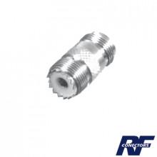 Rfn10341 Rf Industriesltd Adaptador En Linea De Conector N