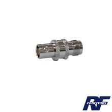 Rft1232 Rf Industriesltd Adaptador En Linea De Conector TNC