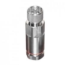 Rfu502h1 Rf Industriesltd Conector UHF Macho PL-259 De RF