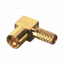 Rmx90601b Rf Industriesltd Conector MMCX Hembra En Angulo R
