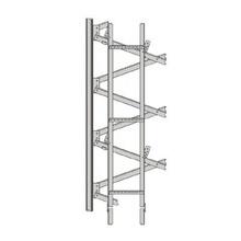 Rohn Wl20f93kd Guia De Cable Tipo Escalerilla De 20 Pies De