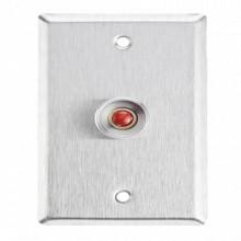 Rp26 Alarm Controls-assa Abloy Boton De Panico Con Placa En