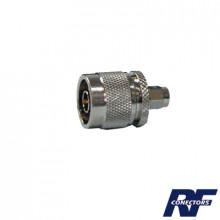 Rsa3453 Rf Industriesltd Adaptador En Linea De Conector SMA