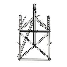Rsb04 Rohn Base Para Seccion 4 De Torre Autosoportada RSL. a