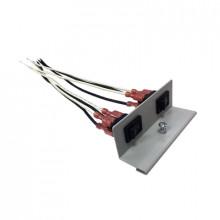 Rsb2 Altronix Doble Interruptor Con Soporte Ultra Resistente