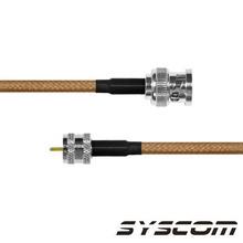 Sbnc142min60 Epcom Industrial Cable Coaxial RG-142/U De 60 C