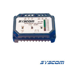 Sci120 Syscom Controlador De Carga Y Descarga Para Sistemas