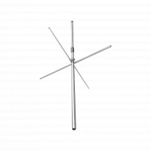 Sg217sf1snm Sinclair Antena Aerea Ajustable Omni 118-138 MH