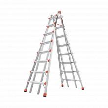 Skycraper17c Little Giant Ladder Systems Escalera Telescopic