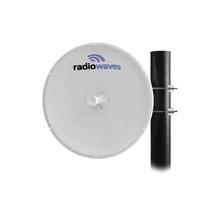 Spd252ns Radiowaves Antena De Alto Desempeno Dimensiones