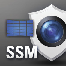 Ssmvm10 Hanwha Techwin Wisenet Matriz Virtual De 16 Monitore