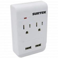 Sys136205 Surtek Multicontacto De ABS Con 2 Entradas De Corr
