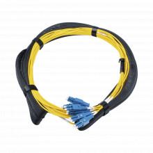 Tfpbaapf1lb010m Siemon Jumper Troncal De Fibra Optica Monomo