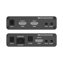 Tt676 Epcom Titanium Kit Extensor Por Cable UTP Hasta 70 Me