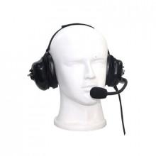 Tx740s05 Txpro Auricular Dual Acolchonado Con Microfono Flex