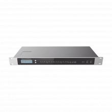 Ucm6308a Grandstream Conmutador IP-PBX 1500 Usuarios 8FXO