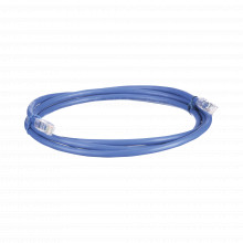 Utp6ax7bu Panduit Cable De Parcheo UTP Cat6A 24 AWG CM C