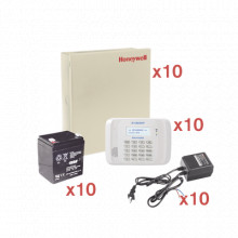 Vista48kit10 Honeywell Home Resideo Kit De 10 Paneles De Ala