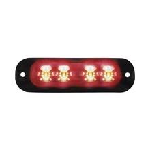 Xtp4rr Code 3 Luz Perimetral 4 LEDs Ultra Brillantes Colo