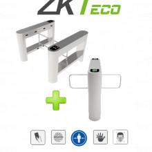 ZKT0920019 ZKTECO ZKTECO PROENTRANCE SB03FPack - Swing Barri