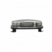 1000ama Ecco Mini Barra De Luces LED Color ambar 12 VCD SA