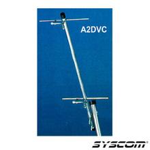 A2dvc Syscom Antena Para Television Tipo Dipolo Para Canale