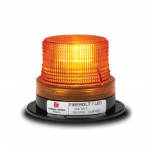 22025002 Federal Signal Estrobo ambar FIREBOLT PLUS De Tecno