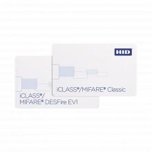 2320bmggmnn Hid Tarjeta DUAL IClass Mifare/ PVC Compuesto/