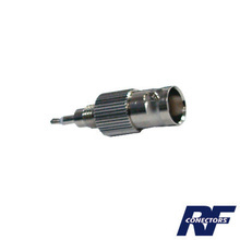 Rfb1141 Rf Industriesltd Adaptador De Conector BNC Hembra A