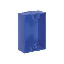 Kit71100ab Sti Caja De Montaje Color Azul Para Botones De Em