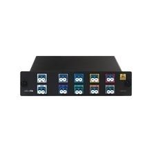 Cwdmmux8a Mikrotik Multiplexor De 8 Canales A 1 Canal CWDM