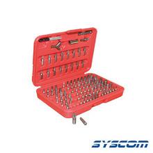 424904 Syscom Juego De 100 Bit Para Entrada Hexagonal De 1/4