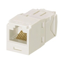 Cj688tgiw Panduit Conector Jack RJ45 Estilo TG Mini-Com Ca
