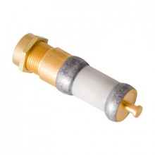 5602 Syscom Capacitor Variable Trimmer De Aire 1-30 PFd. Pa