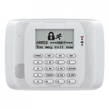 6162rf Honeywell Home Resideo Teclado Programador Alfanumeri