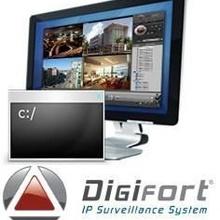 67038 Digifort DIGIFORT PROFESSIONAL DGFPR1008V7 - Software