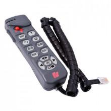8216103MX Federal Signal Vama Control remoto para ICS2010-MX