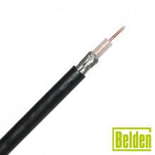 8240 Belden Cable RG58U Con Blindaje De Malla Trenzada De Co