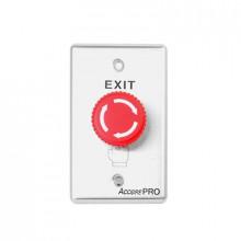 APBSEM Accesspro Boton de Paro de Emergencia / Salida de Eme
