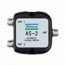 As2 Shakespeare Switch Automatico Para 2 Radio Bases Y Una A